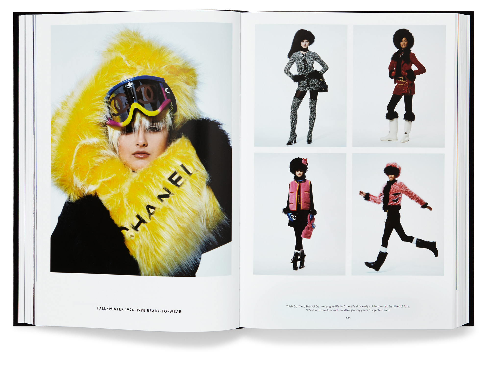 Daniel Baer – Chanel&nbsp;&ndash; The Lagerfeld Campaigns. <i>Chanel</i> 5