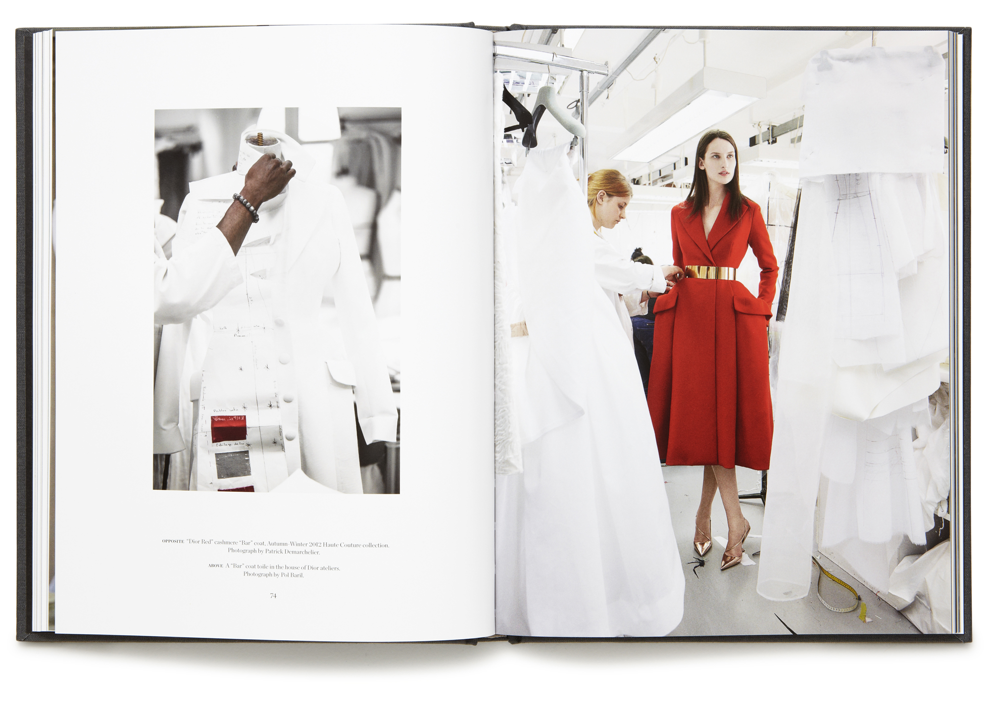 Daniel Baer – Dior – The New Look. <i>Rizzoli & Dior</i> 3