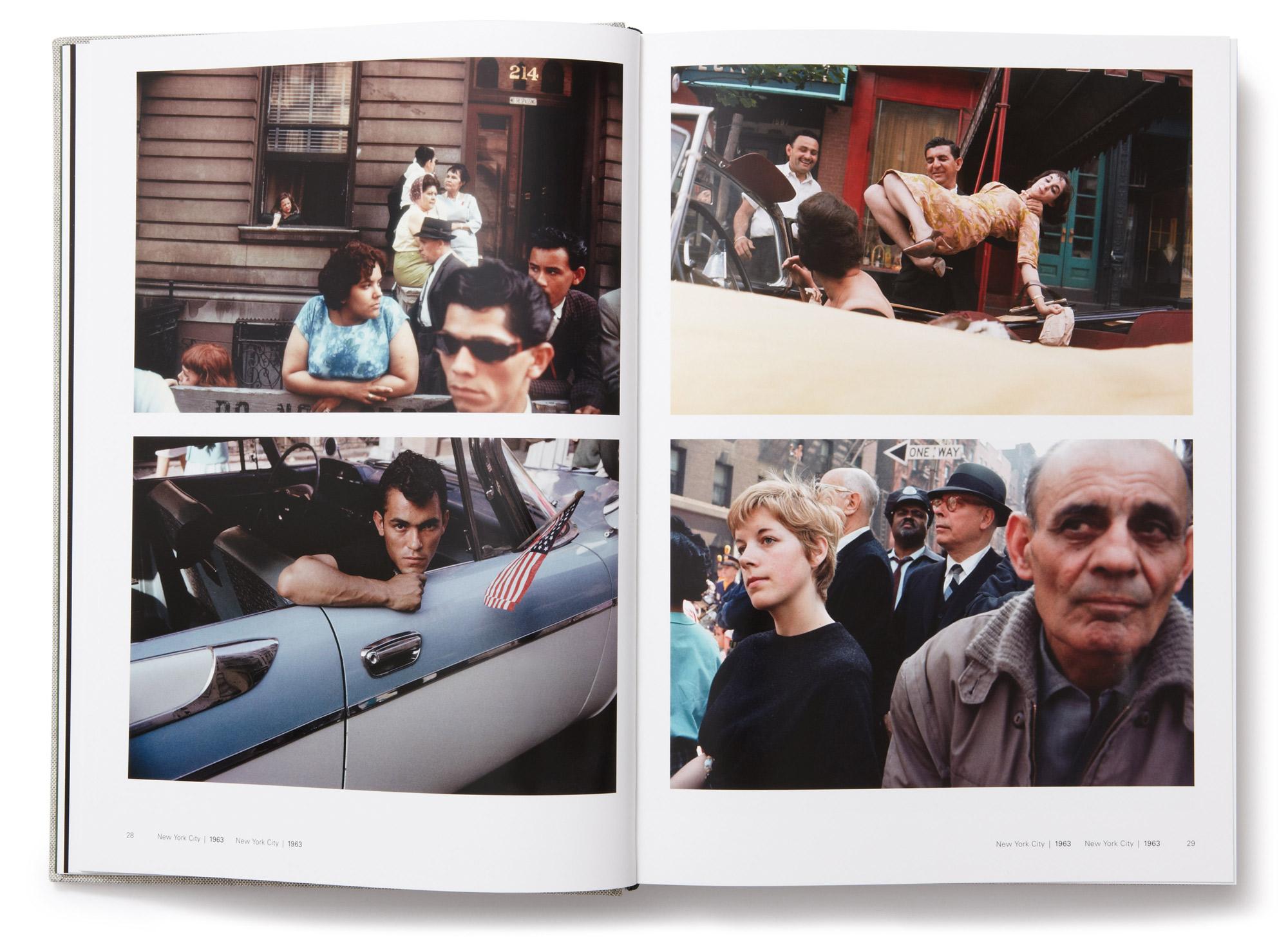 Joel Meyerowitz Book  Phaidon | Studio Baer