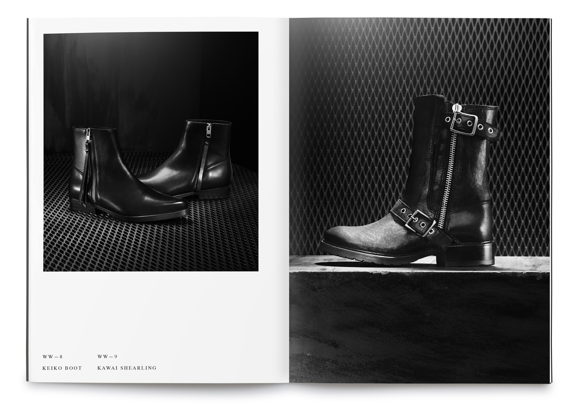 Daniel Baer – Accessories Lookbook.<i> Allsaints</i> 7