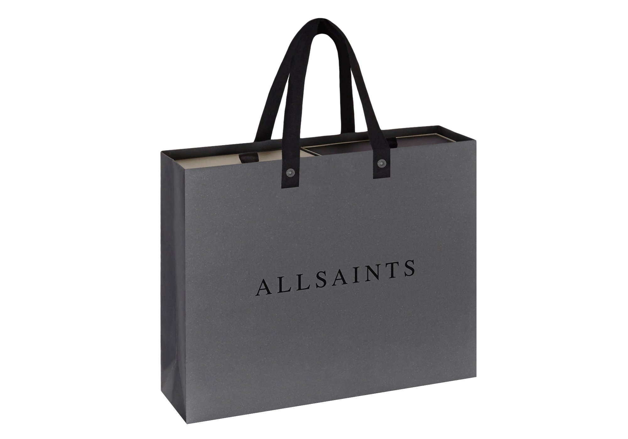 Daniel Baer – Retail Packaging Design. <i>Allsaints</i> 3