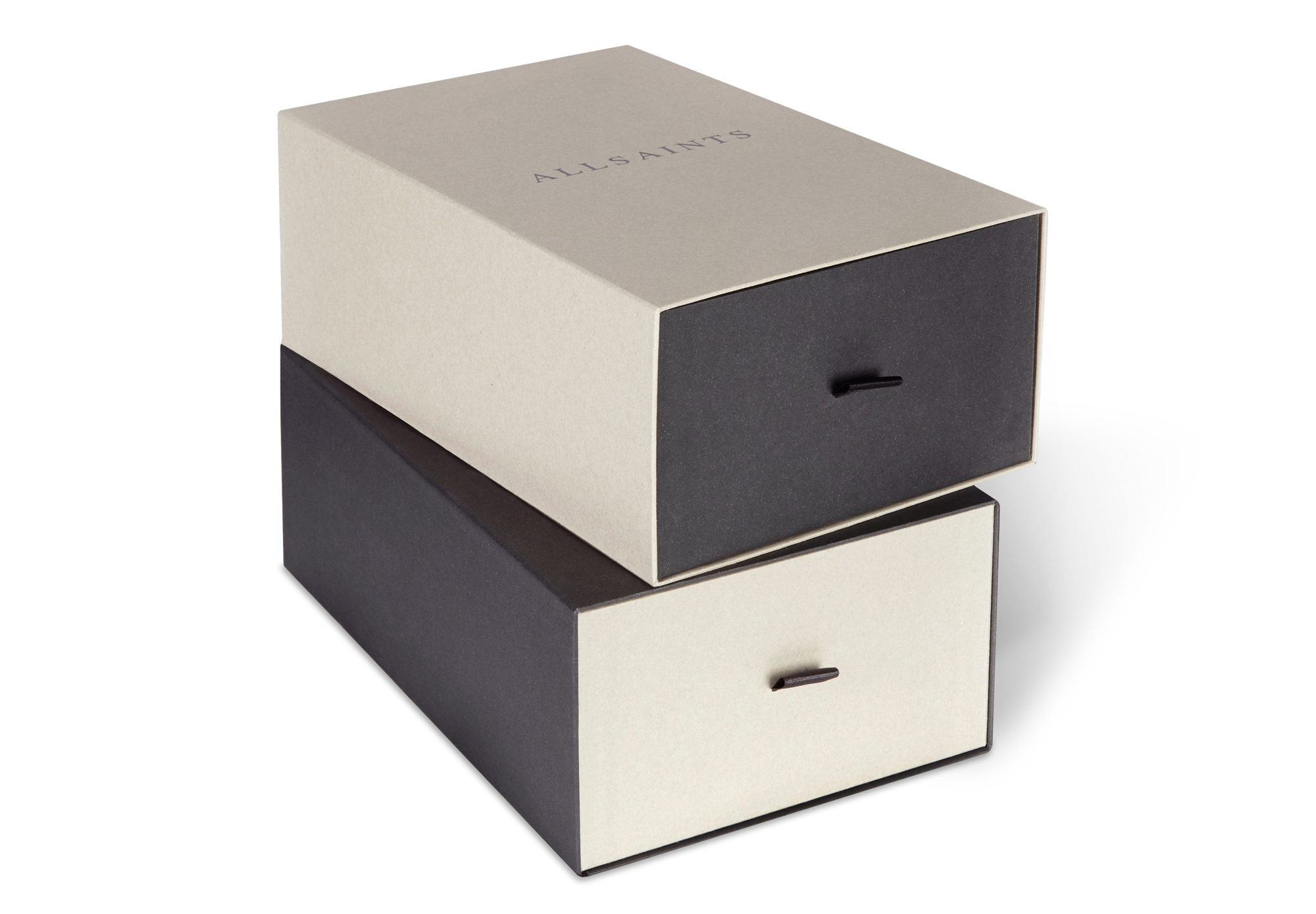 Daniel Baer – Retail Packaging Design. <i>Allsaints</i> 1
