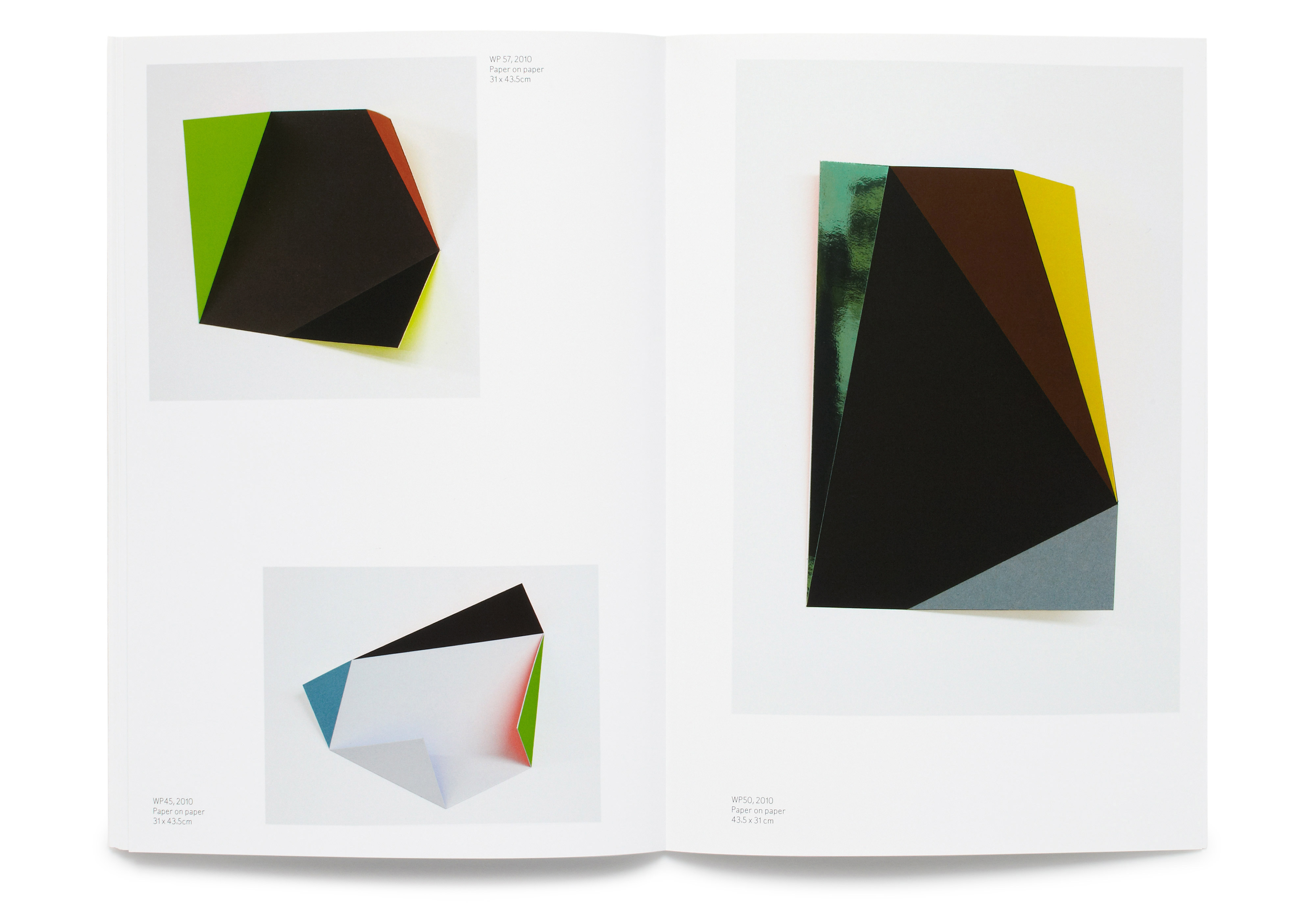 Daniel Baer – Rana&nbsp;Begum Catalogue.<i> Bischoff/Weiss Gallery</i> 11