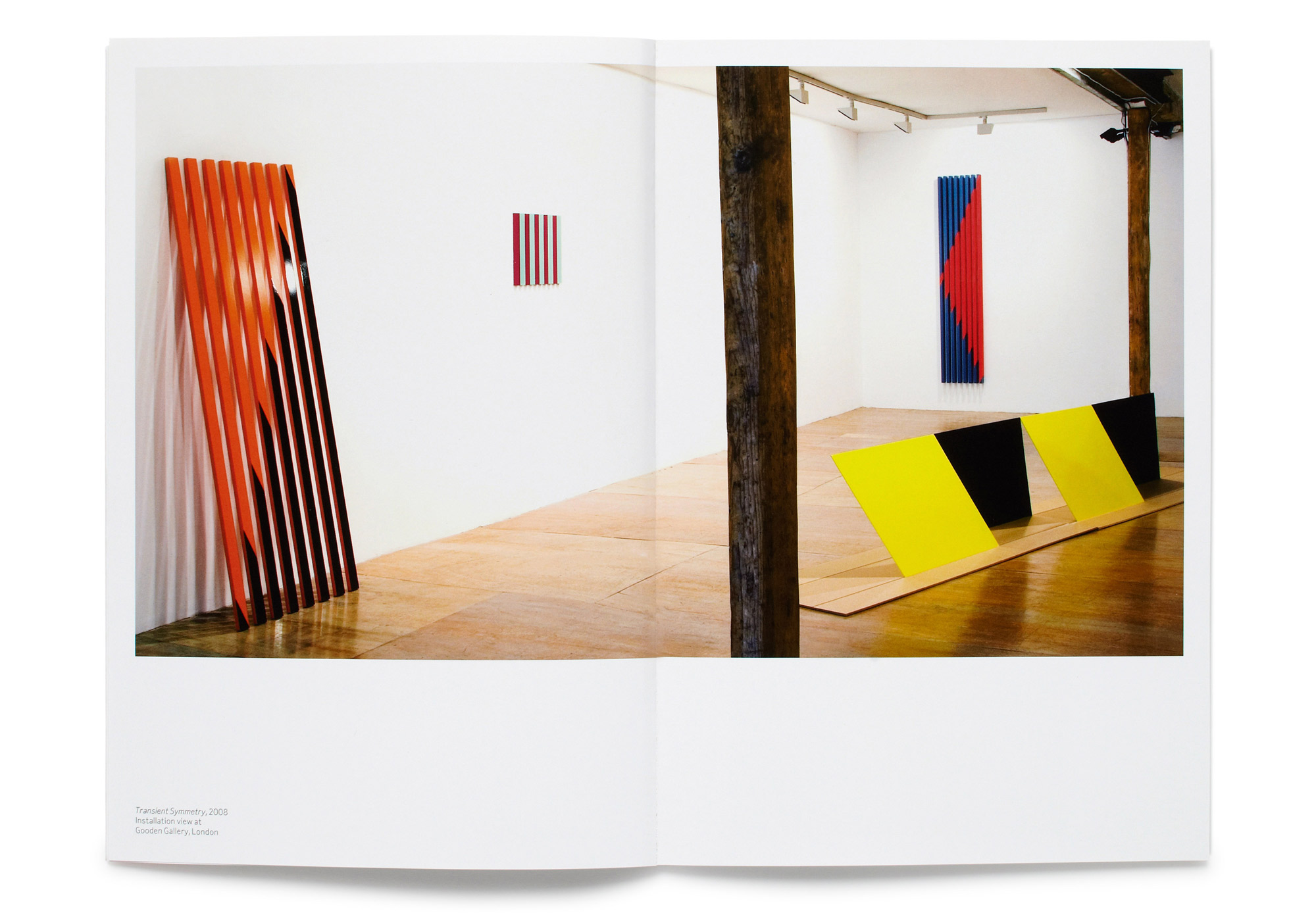 Daniel Baer – Rana&nbsp;Begum Catalogue.<i> Bischoff/Weiss Gallery</i> 3